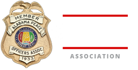 Alabama Peace Officers' Association Logo